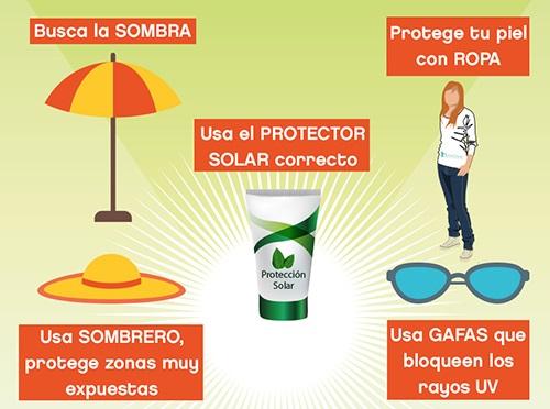 Resultado de imagen para peligros de la crema solar
