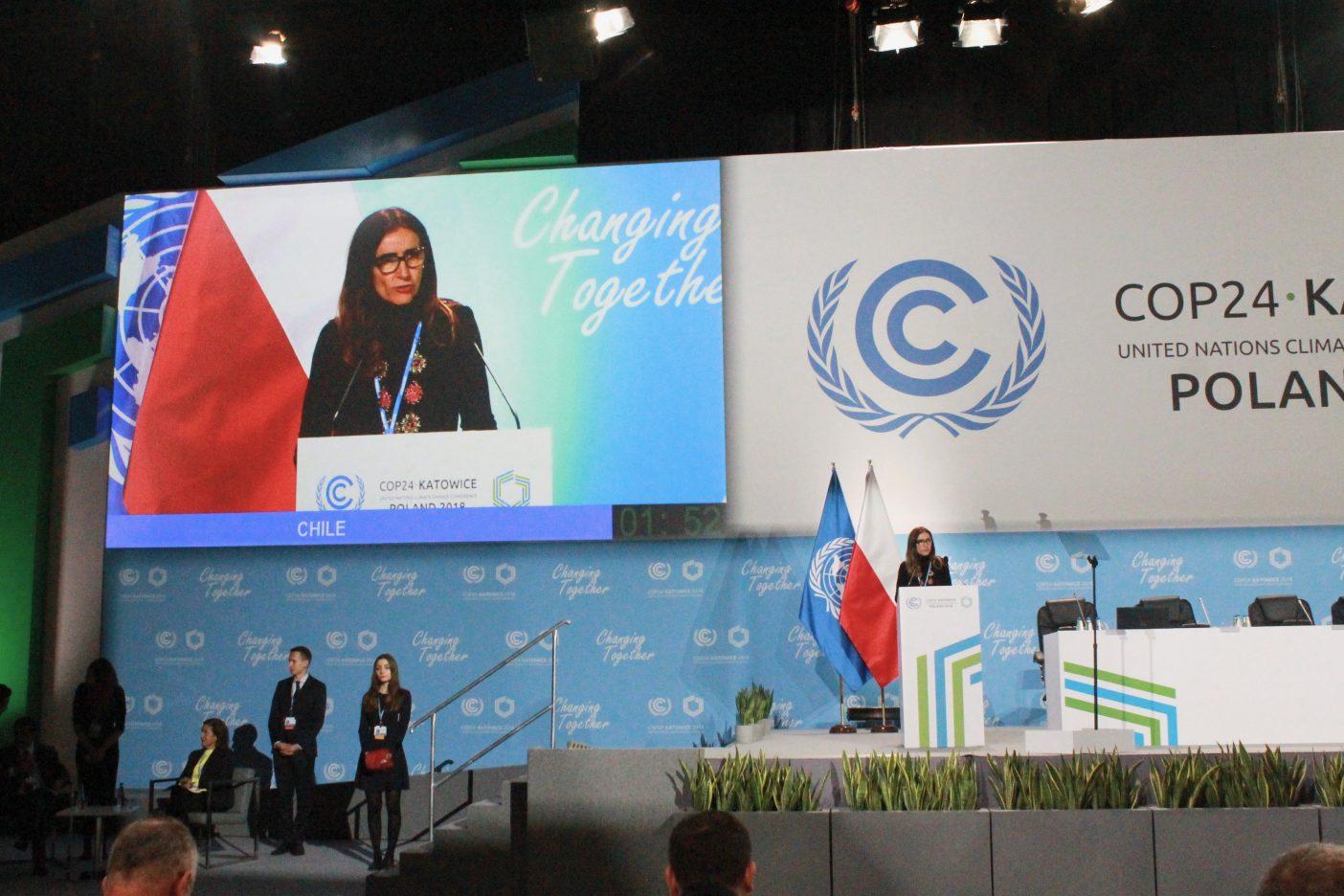 c6a969eb6 Chile anuncia fechas de la cumbre de cambio climático más importante del  mundo